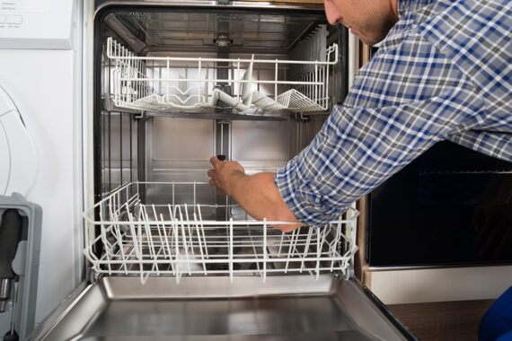Dishwasher Maintenance Tips from Appliance Experts