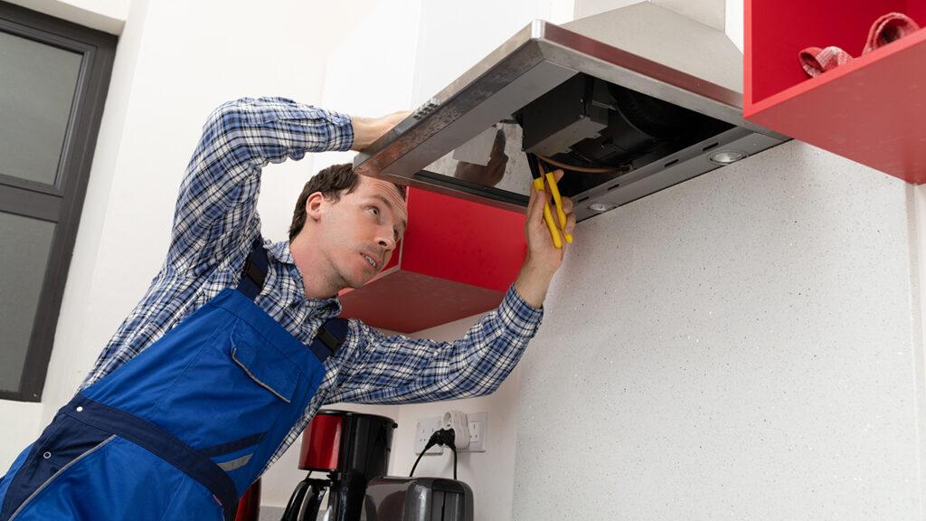 Kitchen Appliance Maintenance Service In Toronto