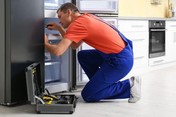 How to fix a Refrigerator