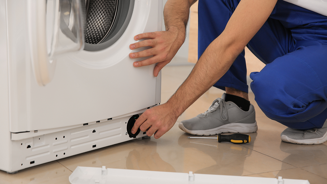 Common Washer Machine Repair