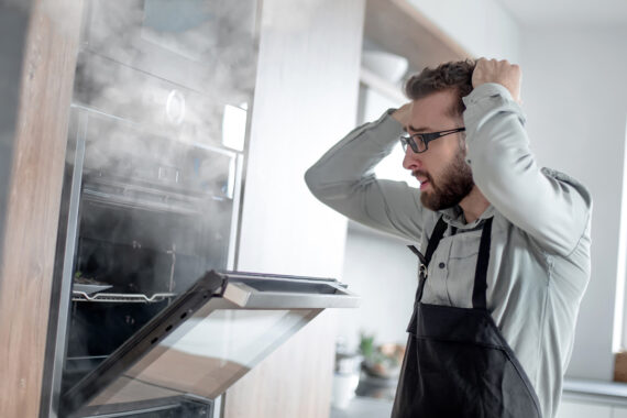 Oven Maintenance Tips From Appliance Experts