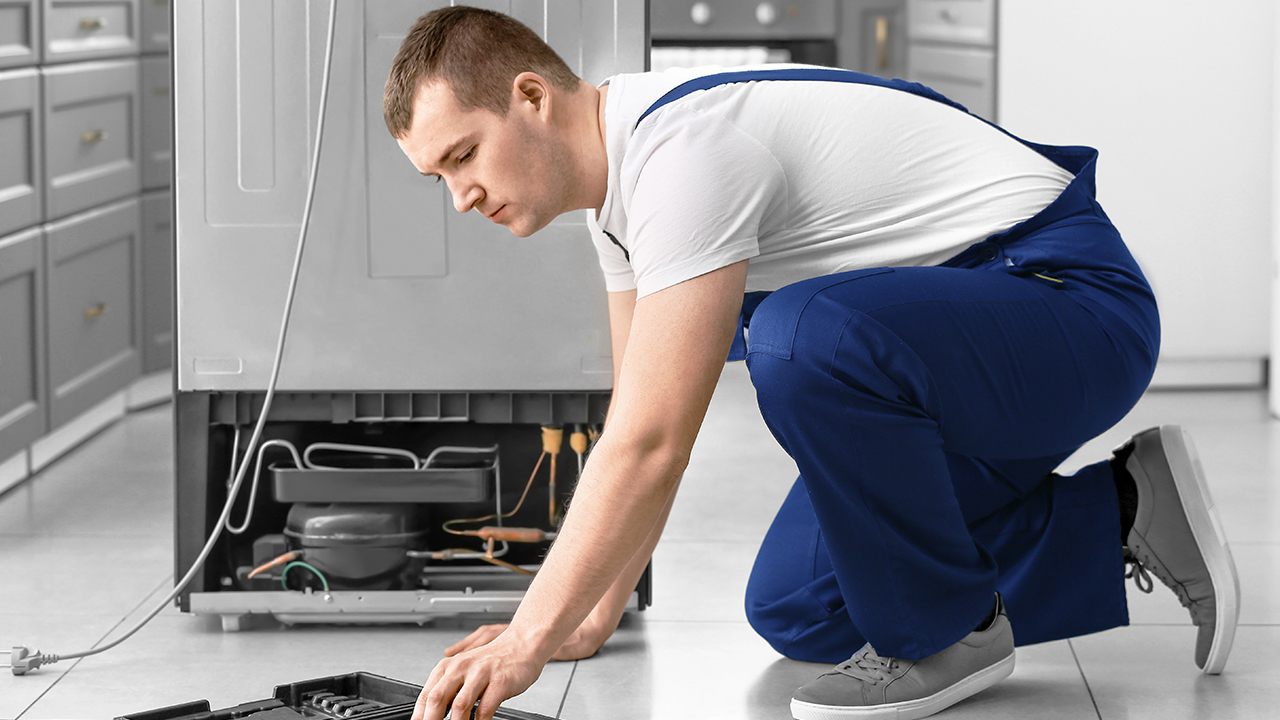 Integrated and Built-In Refrigerators Maintenance