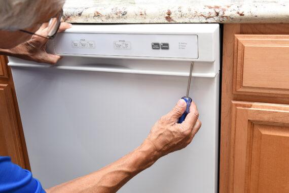 Dishwasher Making Loud Noises