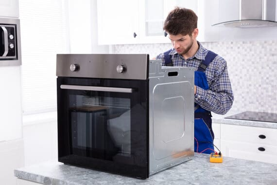 How to fix an oven